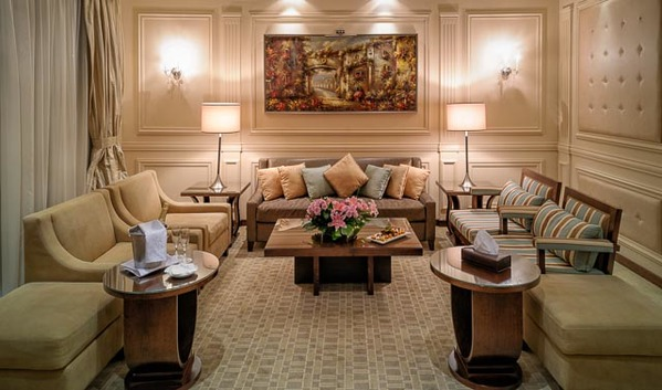 Presidential Suite of Hotel