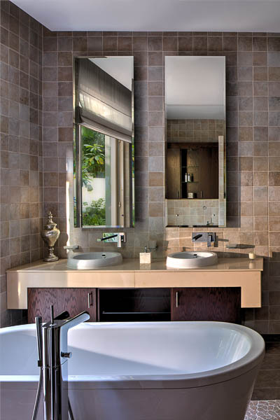 Bathroom of Dubai Villa